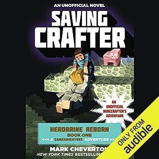 Saving Crafter audiobook cover art