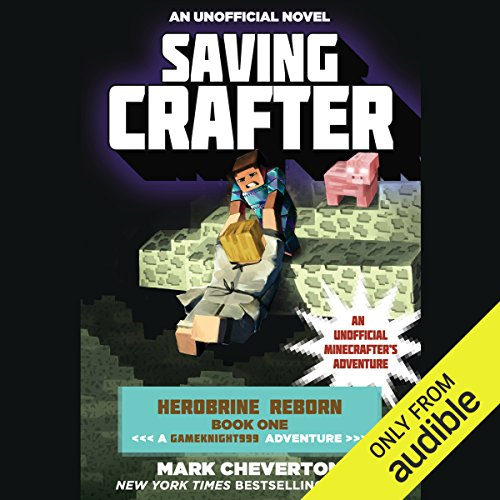 Saving Crafter cover art