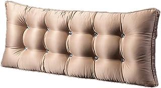Oreillers Grand compensé Corps décoratif Coussins de lit Dossier de Lecture traversin Coussin Lombaire pour tête de lit ar...