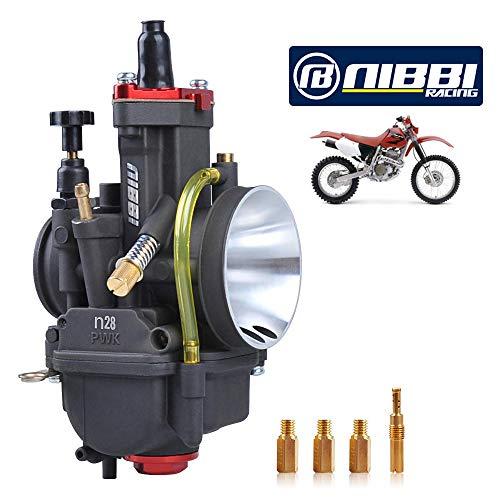 Sharplace Carburador Universal 26 mm para Moto Scooter ATV UTV 50-200CC