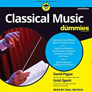 Classical Music for Dummies, 2nd Edition cover art