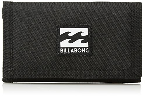 Billabong Men's Classic Tri-Fold Wallet, stealth, ONE