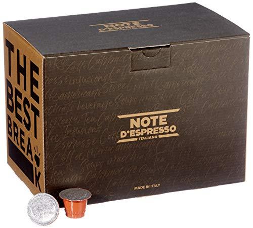 Note D'Espresso Kapseln Orange Chocolate, 7g x 100 Kapseln ausschließlich kompatibel mit Nespresso*-Kapselmaschinen