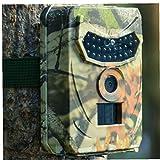 Cámara de caza de 1080p alimentador de ciervos LED infrarrojos de caza de fotos trampas de vida silvestre Trail cámara de visión nocturna