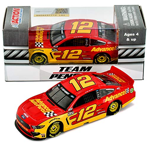 Lionel Racing Ryan Blaney 2020 Advance Auto Parts 1:64