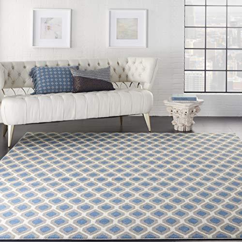 Amazon Brand - Movian Mesta - Tappeto rettangolare, 299,7 x 238,8 cm (Lu x La), motivo geometrico