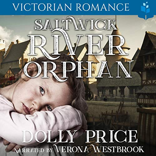 Saltwick River Orphan audiobook cover art