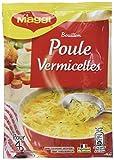 Maggi Soupe Poule aux Vermicelles (1 Sachet) 65g - Lot de 20