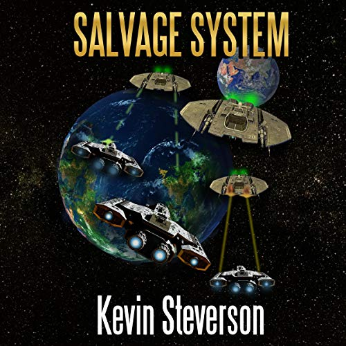 Salvage System audiobook cover art