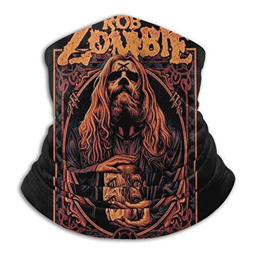 Famiglistimo Rob Zombie - Pasamontañas de microfibra unisex