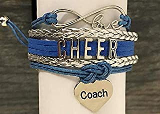 cheer coach jewelry