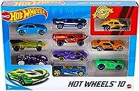 Âge : 3+ Libérez l'imagination de votre en enfant avec des pistes et des véhicules qui les mèneront vers des aventures sans fin dans l'univers Hot Wheels ! Les véhicules classiques Hot Wheels raviront les collectionneurs, les amateurs de voitures et...