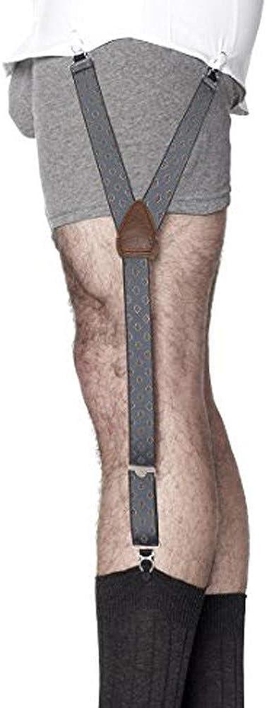 KK & JAY SUPPLY CO. ORIGINAL Stay Tucked Shirttail Garters