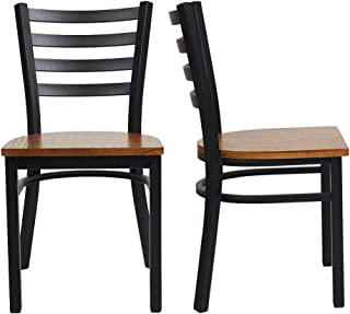 LUCKYERMORE Heavy Duty Kitchen Dining Side Chairs Set of...