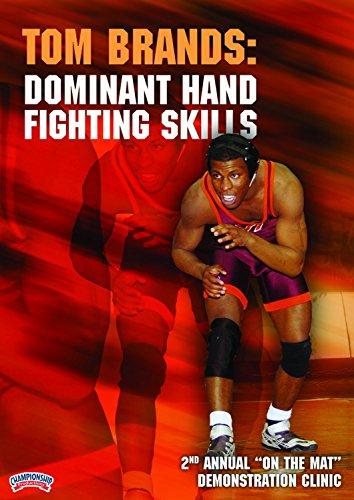 Championship Productions Tom Brands: Dominant Hand Fighting Skills DVD