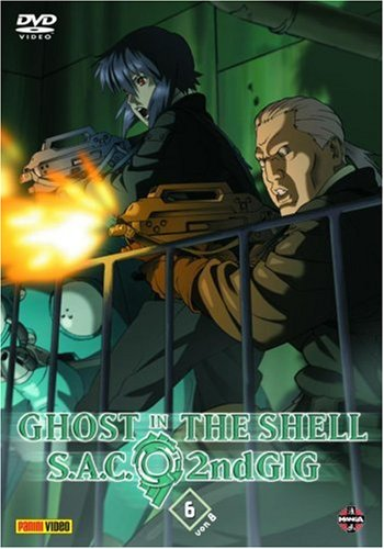 Ghost in the Shell - Stand Alone Complex 2nd Gig Vol. 6