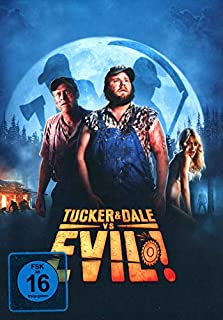 Tucker & Dale vs. Evil - Limitierted Mediabook Edition - Cover B limitiert auf 333 Stück  (+ Blu-ray)