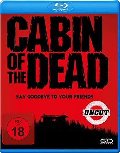 Cabin of the Dead (Wither) (Blu-ray) (Uncut)