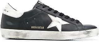 Golden Goose Luxury Fashion Uomo GMF00101F00032180203 Nero Pelle Sneakers | Autunno-Inverno 20