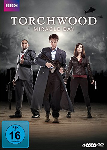 Miracle Day (4 DVDs)