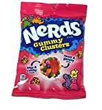 Nerds Gummy Clusters - Delicious Tangy and Crunchy Sweet and Gummi Flavor (10 Oz)