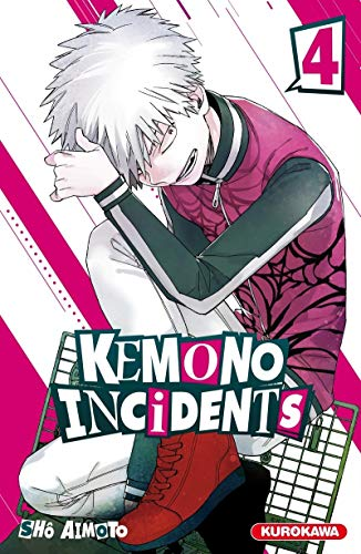 Kemono Incidents - tome 04 (4)