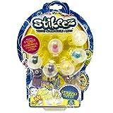 Stikeez Giochi Preziosi Blíster de 6 Figuras con esferas Juguete Niño Niña Figuras Coleccionables