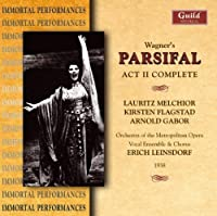 Wagner: Parsifal Act II complete by Lauritz Melchior (2002-02-20)