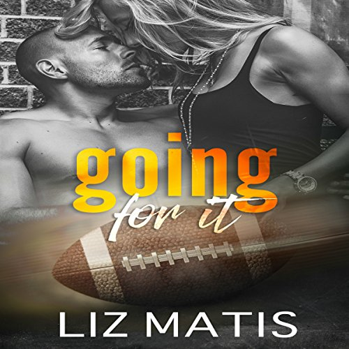 Going for It audiobook cover art