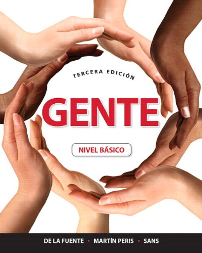 Gente: nivel básico Plus MySpanishLab with eText Multi Semester -- Access Card Package (3rd Edition)