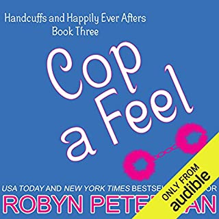 Cop a Feel audiobook cover art
