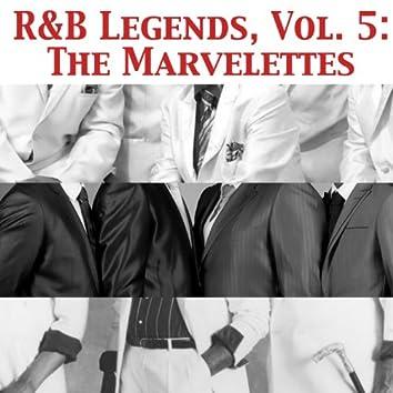 R&B Legends, Vol. 5: The Marvelettes