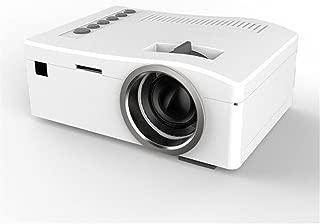 Mini Projector, Lary intel 1080P HD LED Home MulitMedia Theater Cinema USB TV VGA SD HDMI Mini Projector