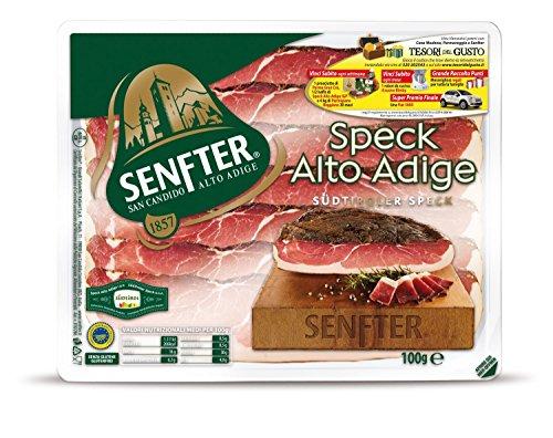 Südtiroler Speck Senfter G.G.A. geschnitten 100 gr.