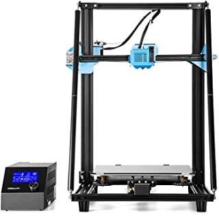 Upgrade Creality CR-10 V2 3D Printer with Silent Mainboard Meanwell Power Supply All-Metal Extruder Drive Feed Large Build Volume 300x300x400mm