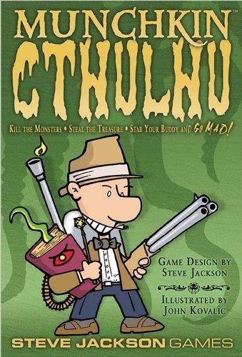 Munchkin Cthulhu 1