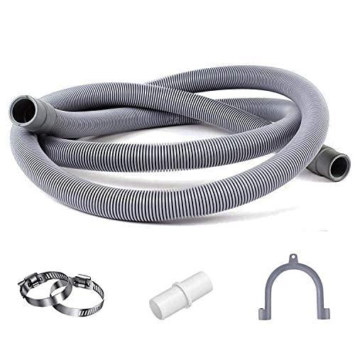 tubo de drenaje de lavadora de 200 CM, tubo de drenaje de lavavajillas extendido, manguera de drenaje de PP nueva, máquina de limpieza de manguera de drenaje, tubo de drenaje de lavavajillas
