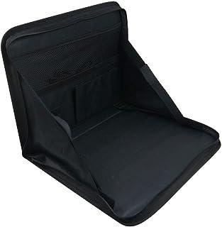 ALIXIN CP079 Faltbar Tragbar Reise Mehrzweck Laptop Tasche Ständer für Auto,Auto Laptop Halterung Tablett,Auto Fahrzeug Rücksitz Laptop Tablet Notebook Speisen Arbeit Halterung Ständer Schreibtisch.