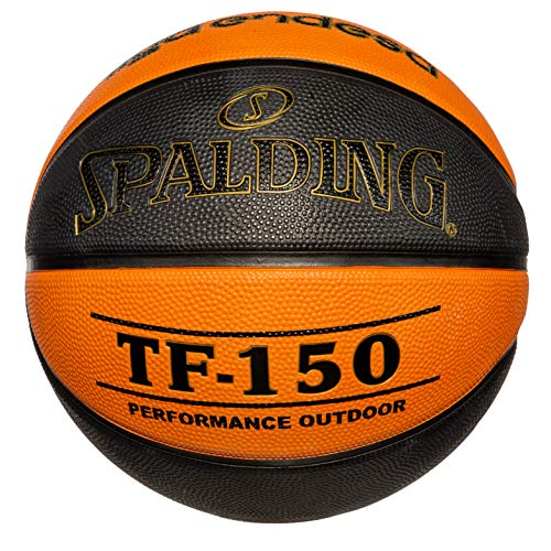 Balón Liga Endesa Spalding, Naranja, 7