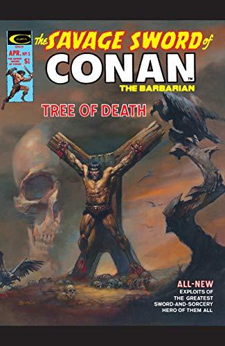 Savage Sword Of Conan (1974-1995) #5 (English Edition)