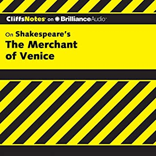 The Merchant of Venice: CliffsNotes                   By:                                                                                                                                 Waldo F. McNeir Ph.D.                               Narrated by:                                                                                                                                 Luke Daniels                      Length: 2 hrs and 35 mins     2 ratings     Overall 1.5