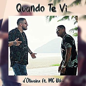 Quando Te Vi (Remix)