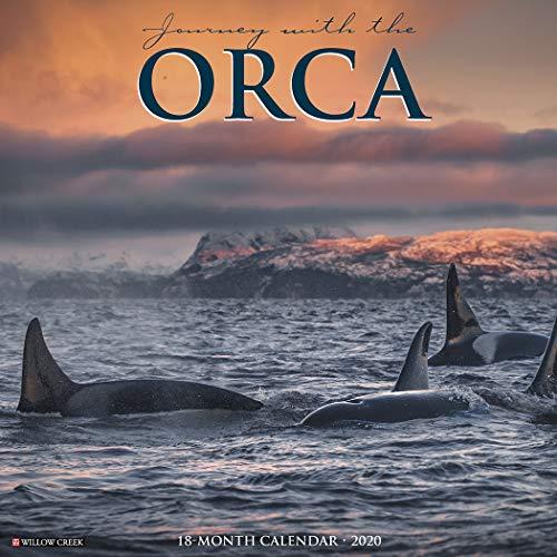 Orca 2020 Wall Calendar