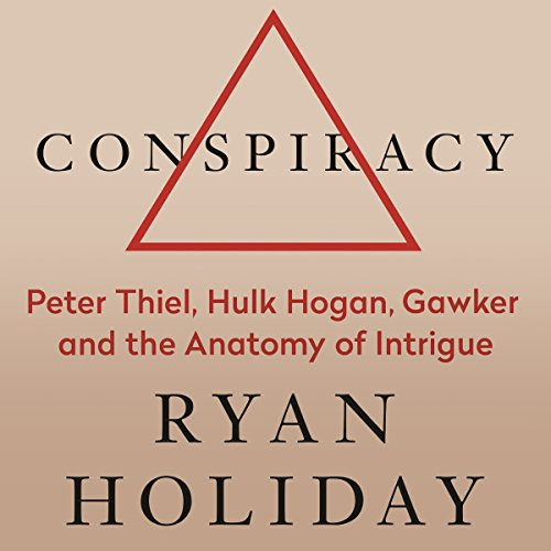 Couverture de Conspiracy
