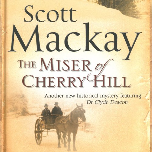 The Miser of Cherry Hill audiobook cover art
