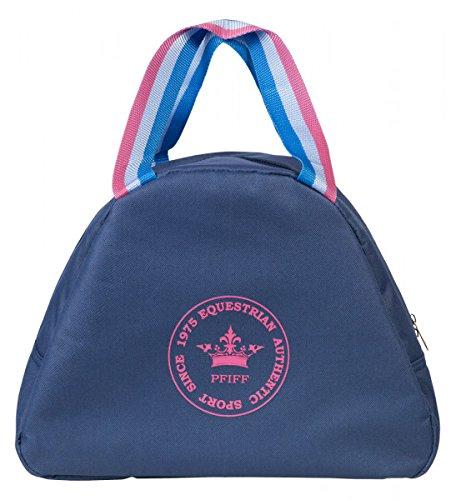 PFIFF 102544 Universaltasche Triple, Helmtasche Robust Wasserabweisend 5x25x25cm