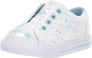 Spotted Zebra Girls' Frozen Slip-on Sneaker