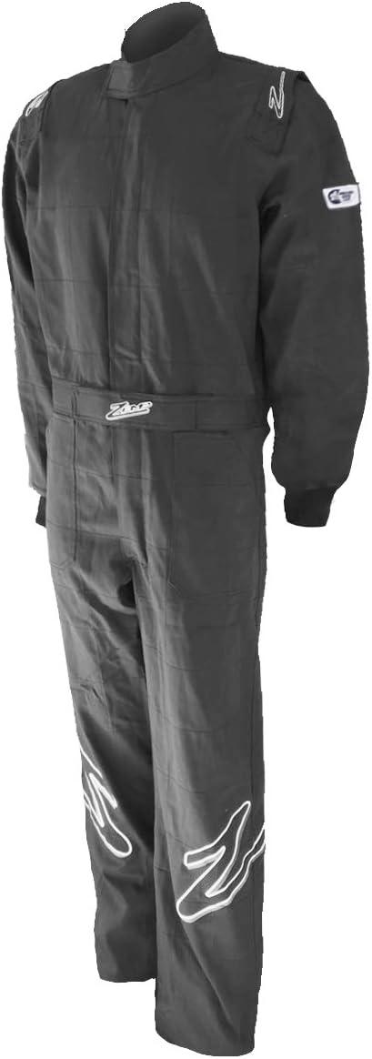 Zamp Men's Suit Single outlet Layer Wholesale Black Medium