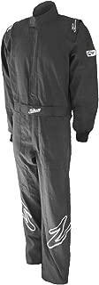 Zamp Men's Suit Single Layer(Black, XX-Large), 1 Pack