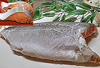 銀鮭 切り身 塩鮭 フィレー 1個入